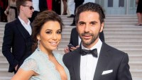 Eva Longoria and Jose Baston attend amfAR's 22nd Cinema Against AIDS Gala at Hotel du Cap-Eden-Roc in Cap d'Antibes, France.