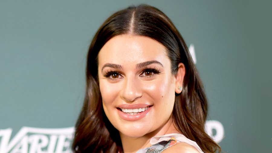 Lea Michele attends the 2018 Runway To Red Carpet hosted by Council of Fashion Designers of America, Variety and WWD at Chateau Marmont in Los Angeles, California.