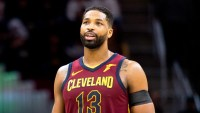 Tristan Thompson #13 of the Cleveland Cavaliers