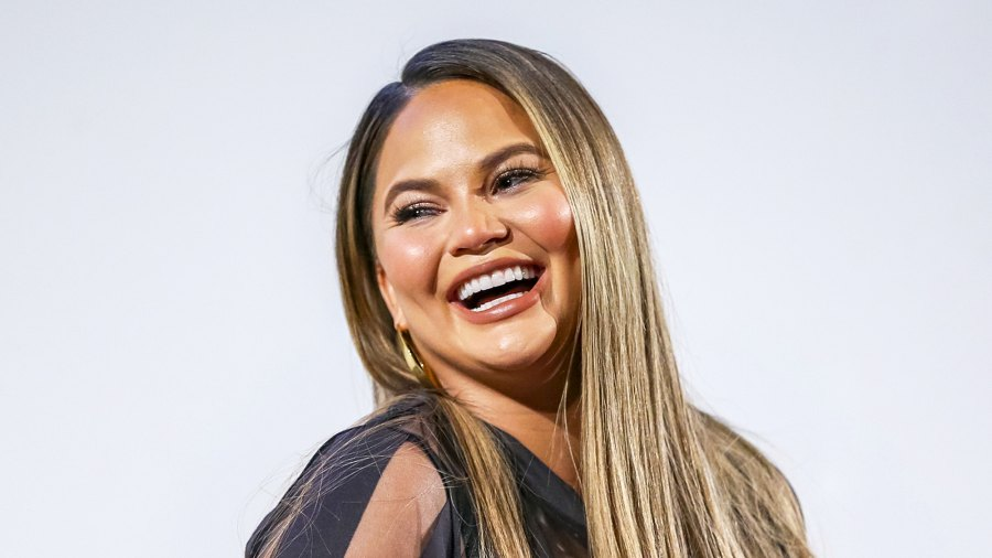 Chrissy Teigen attends Lip Sync Battle 2018 FYC Event Screening and Reception at Paramount Studios in Los Angeles, California.