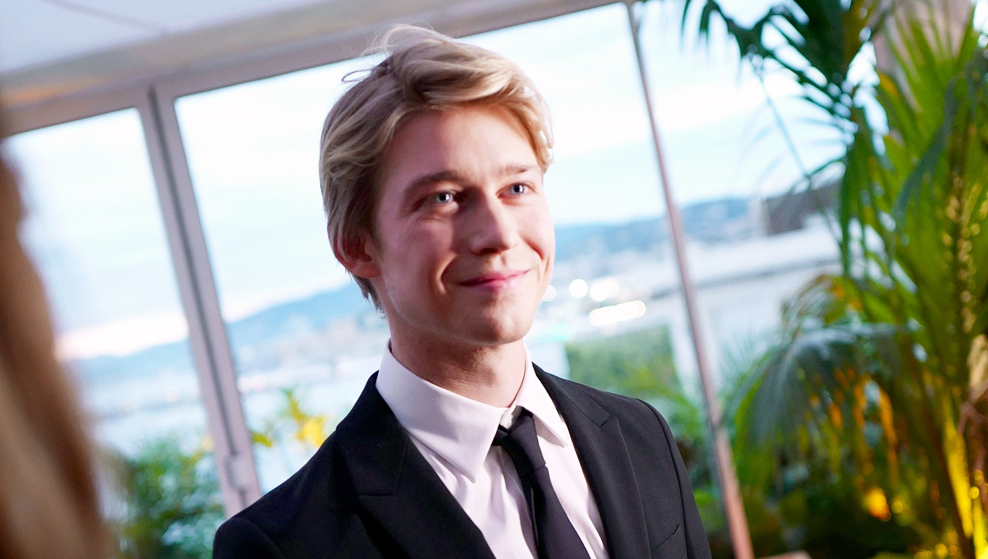 2018 Trophee Chopard laureate Joe Alwyn attends the Trophee Chopard during the 71st annual Cannes Film Festival at Hotel Martinez on May 14, 2018 in Cannes, France.