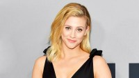 Lili Reinhart attends the 2018 CW Network Upfront at The London Hotel on May 17, 2018 in New York City.