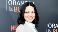 """Laura Prepon attends the """"Orange Is The New Black"""" EMMY FYC red carpet at Crosby Street Hotel on May 18, 2018 in New York City."""