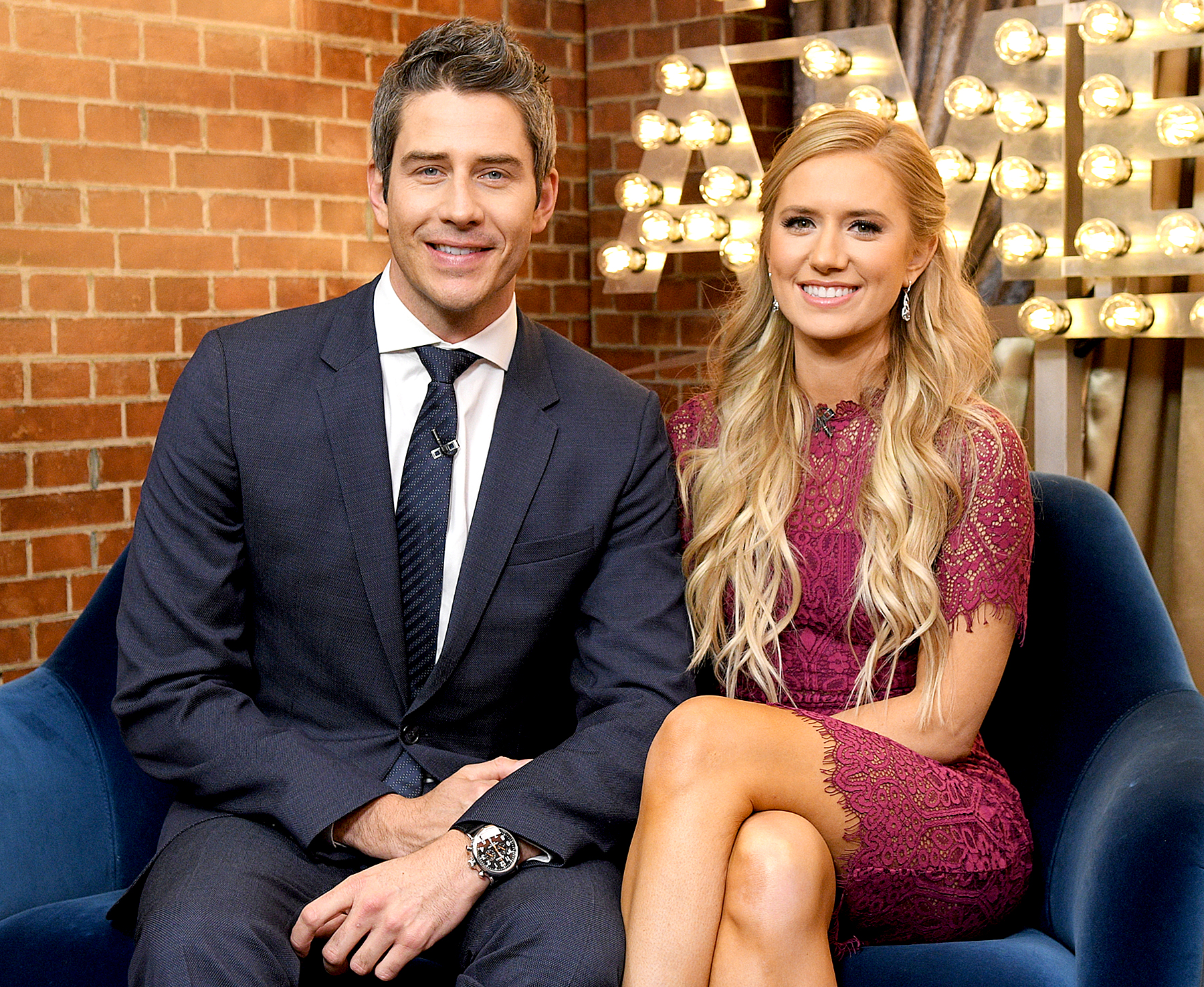 From 'Bachelor' Breakup to Baby! Arie and Lauren's Romance Timeline