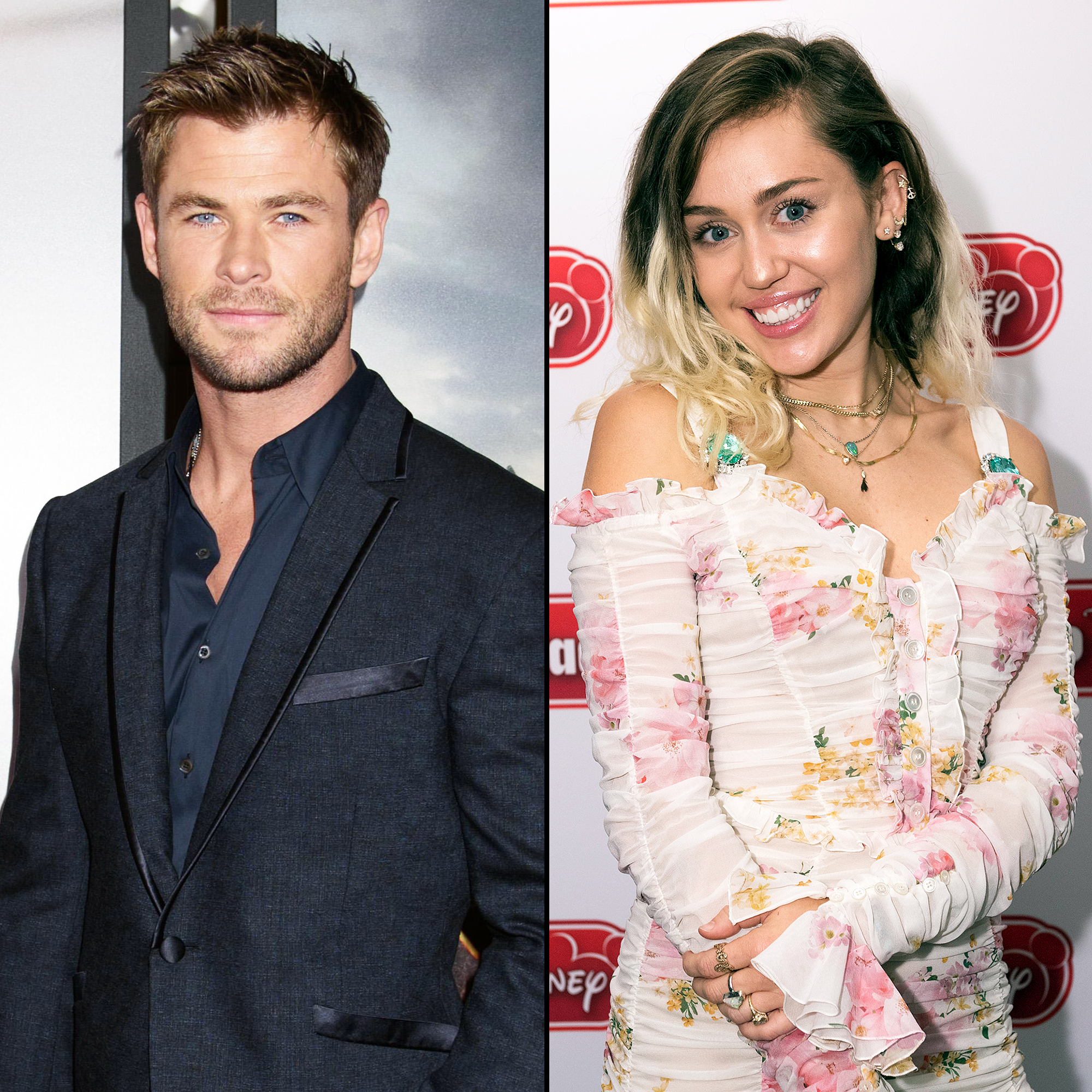 Chris Hemsworth Is Giving Us The Miley Cyrus Performance OF HIS LIFE
