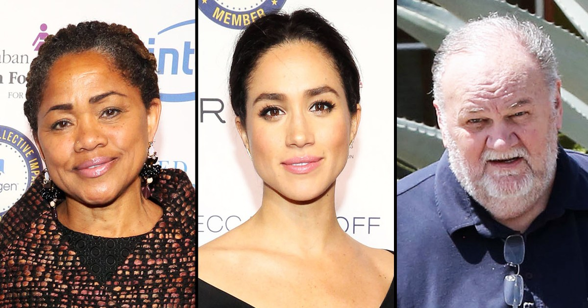 Who Is Meghan Markle's Family? Everything We Know