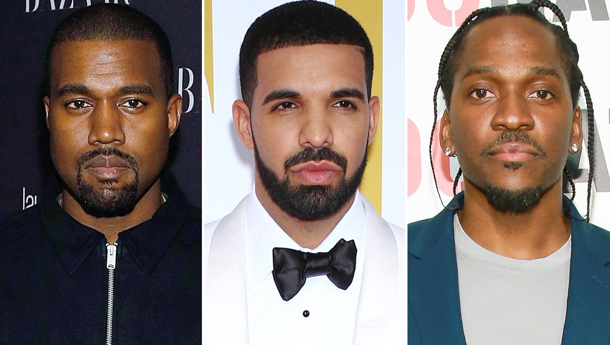 Drake, Kanye West, Pusha-T, Duppy Freestyle, Diss
