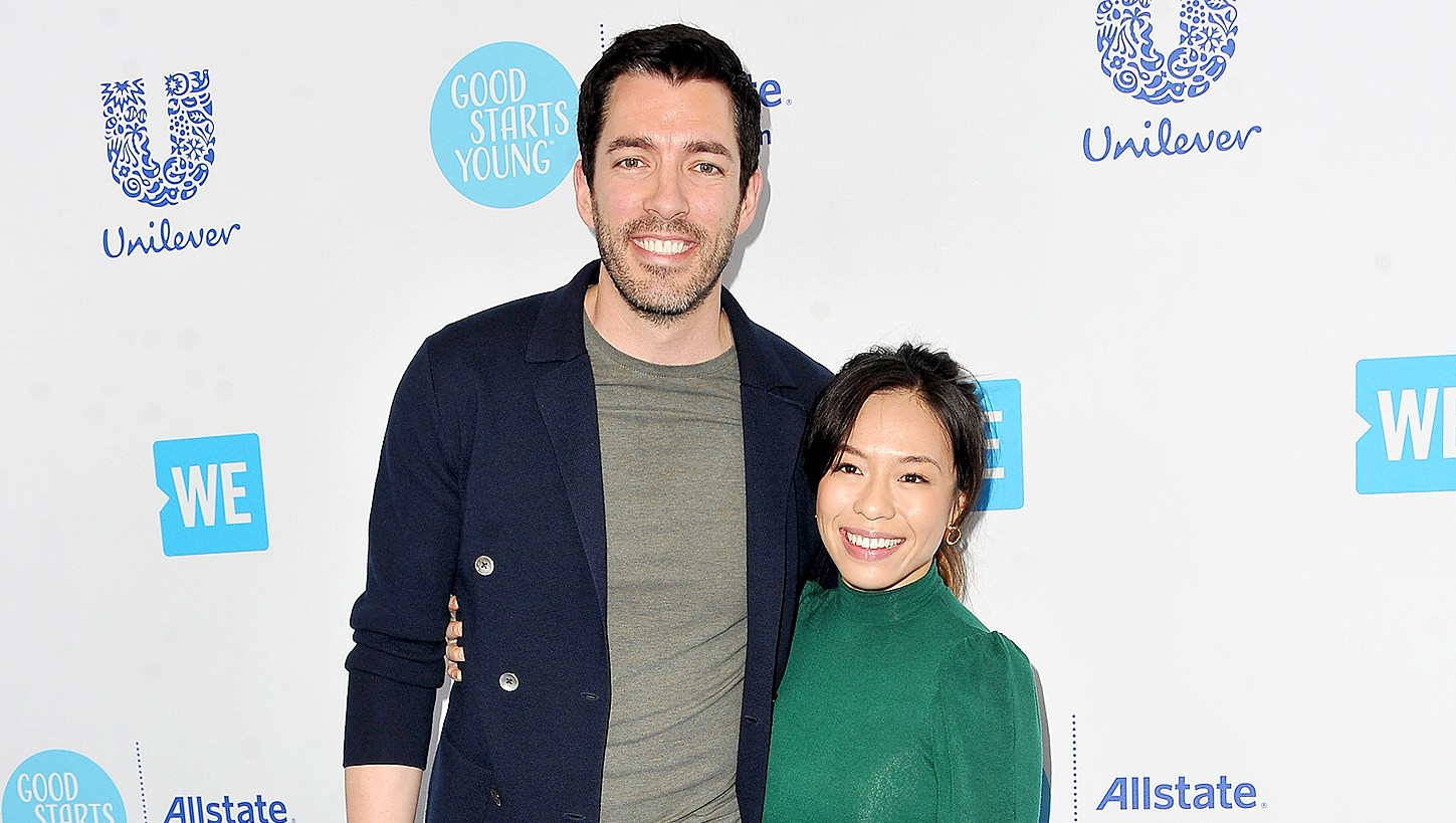Drew-Scott-and-Linda-Phan-married