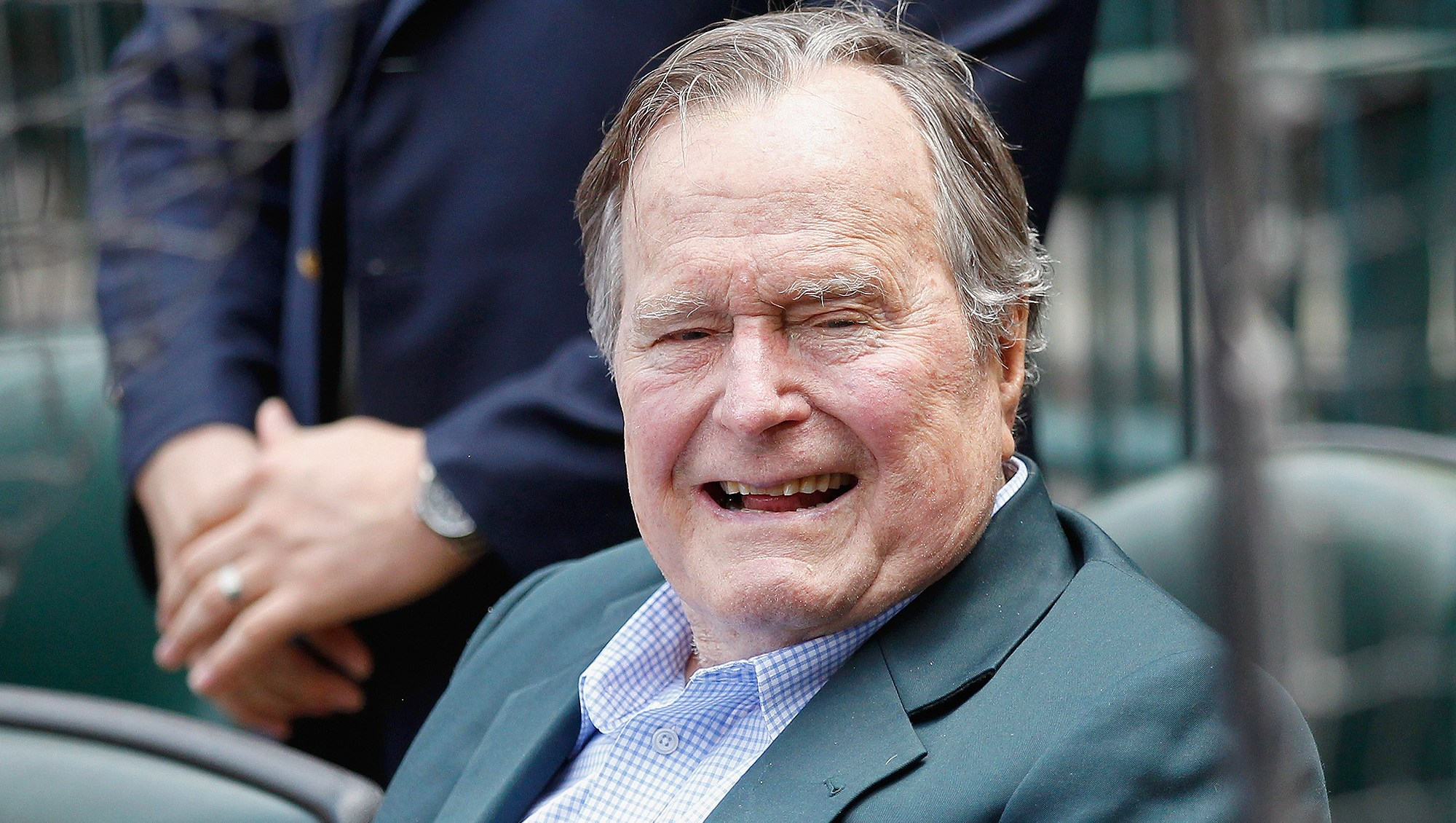 George Bush, Hospital