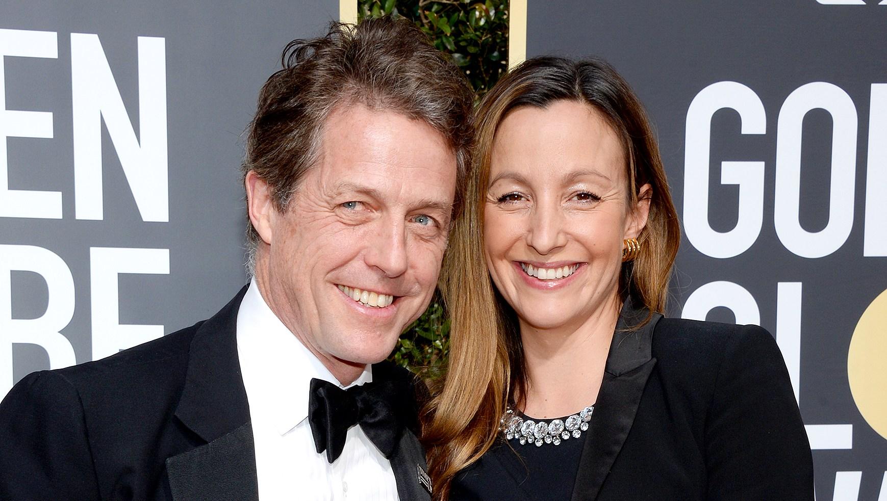 Hugh-Grant-and-Anna-Eberstein-engaged