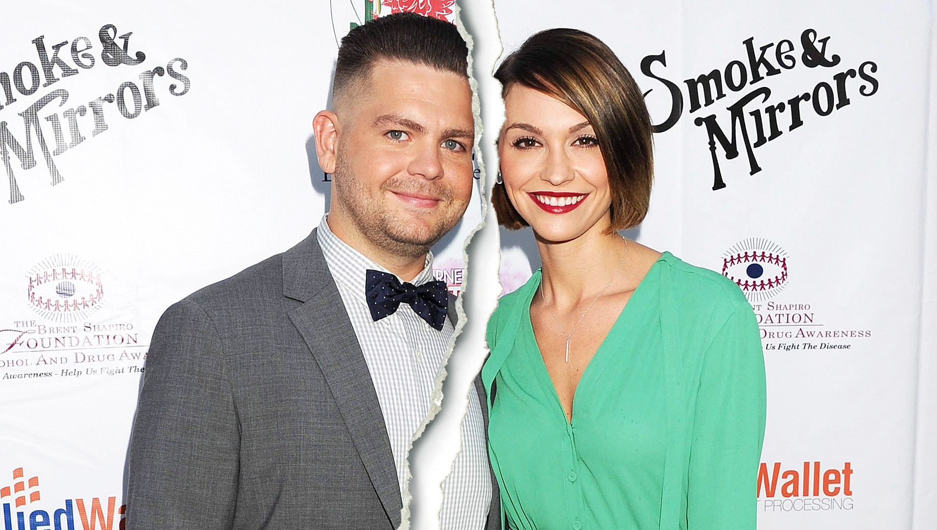 Jack Osbourne Lisa Stelly divorce