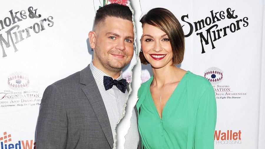 Jack Osbourne Lisa Stelly divorce