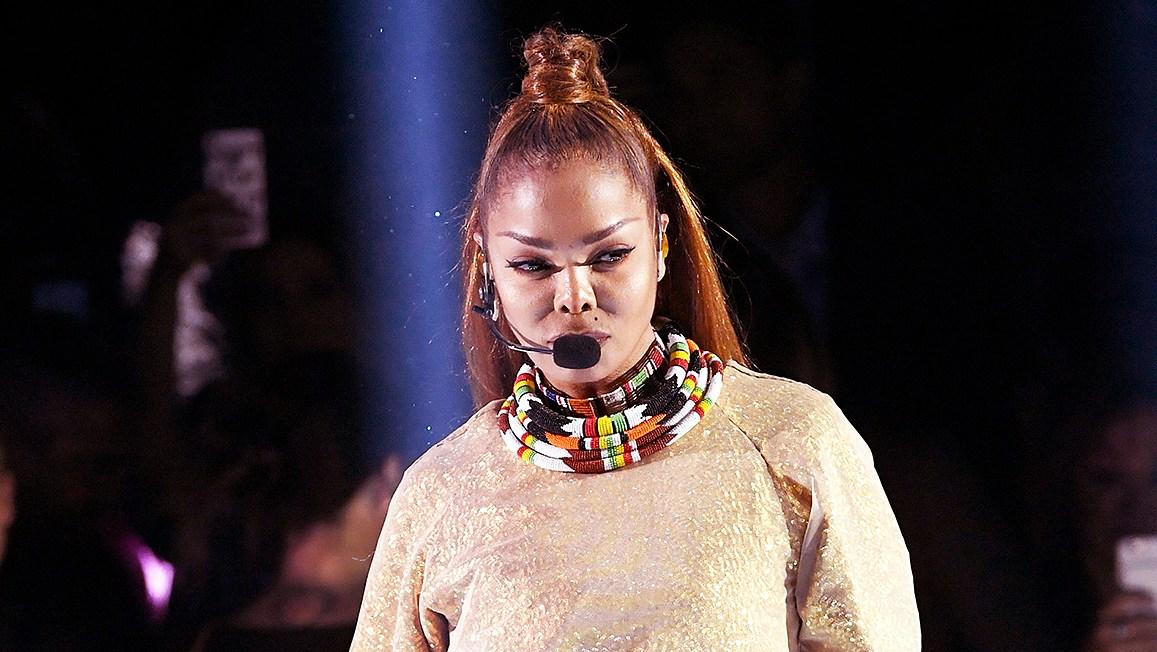 Janet Jackson Billboard Music Awards 2018