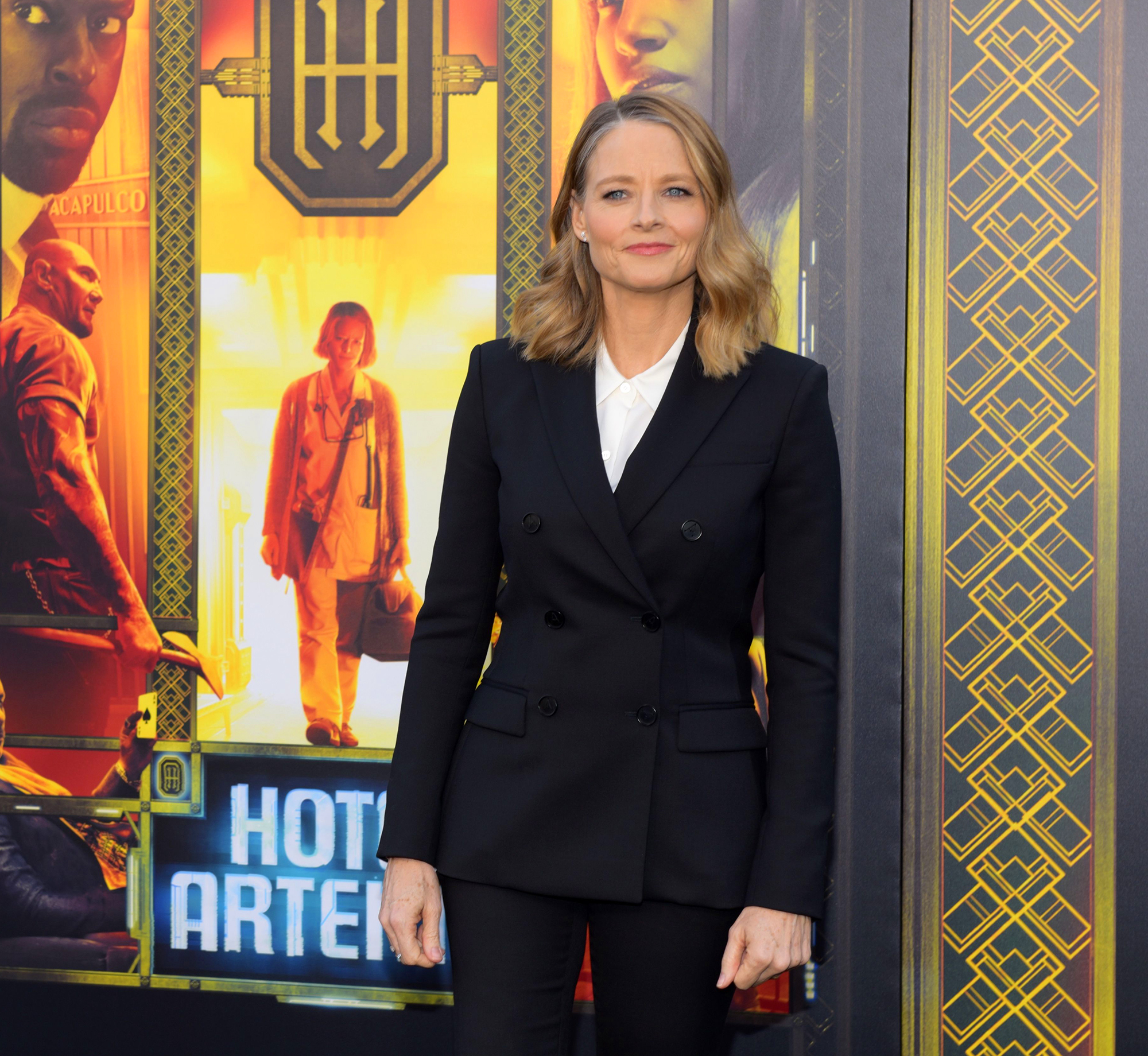 Jodie Foster again with a broken heart 11.09.2009 60