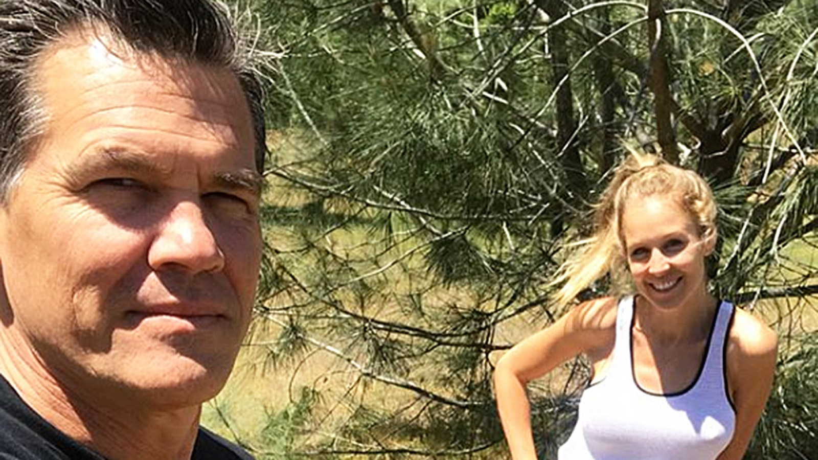 f5312fa3052cb Josh Brolin's Wife Kathryn Boyd Is Pregnant, Expecting Their First Child  Together