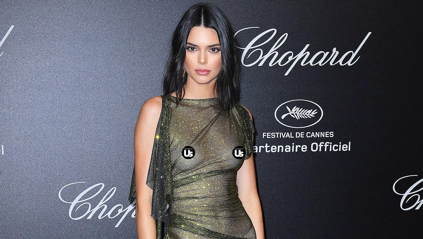 Kendall Jenner, Chopard Secret Night, Cannes Film Festival