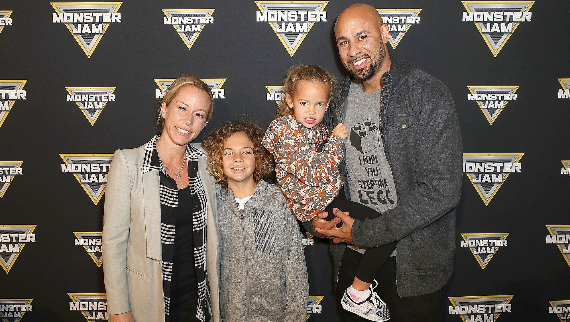 Kendra Wilkinson, Hank Jr, Alijah, Hank Baskett