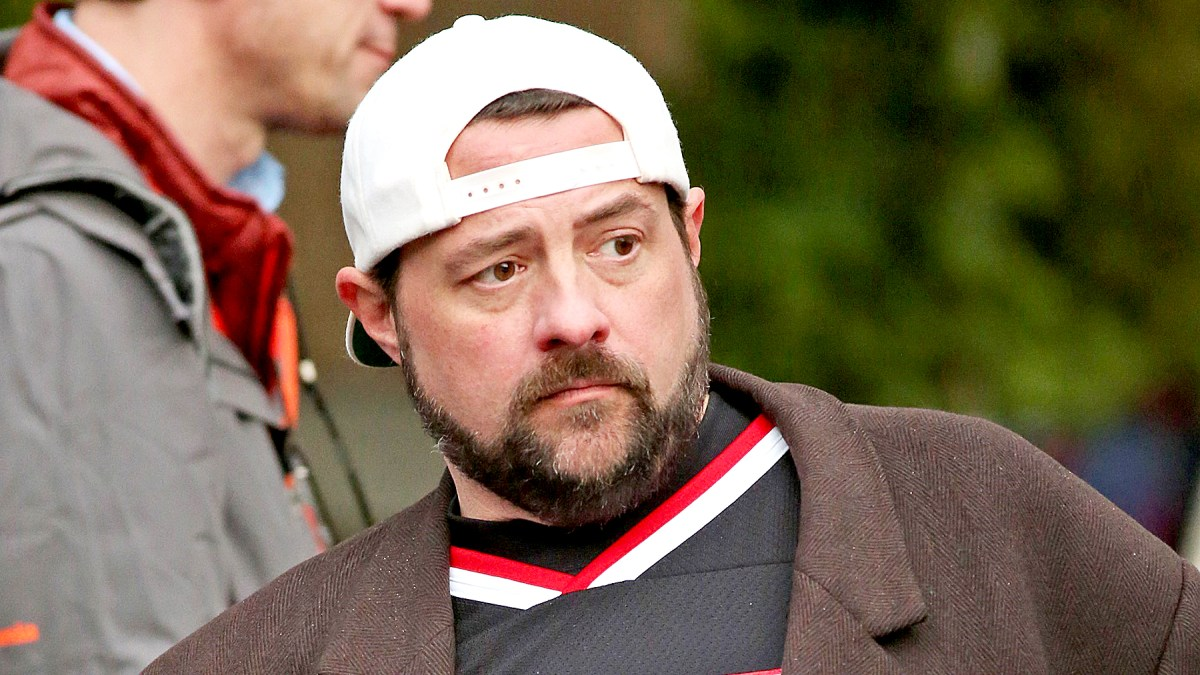 Kevin Smith: 'I Was Blazed As F—k' the Day of My Heart Attack