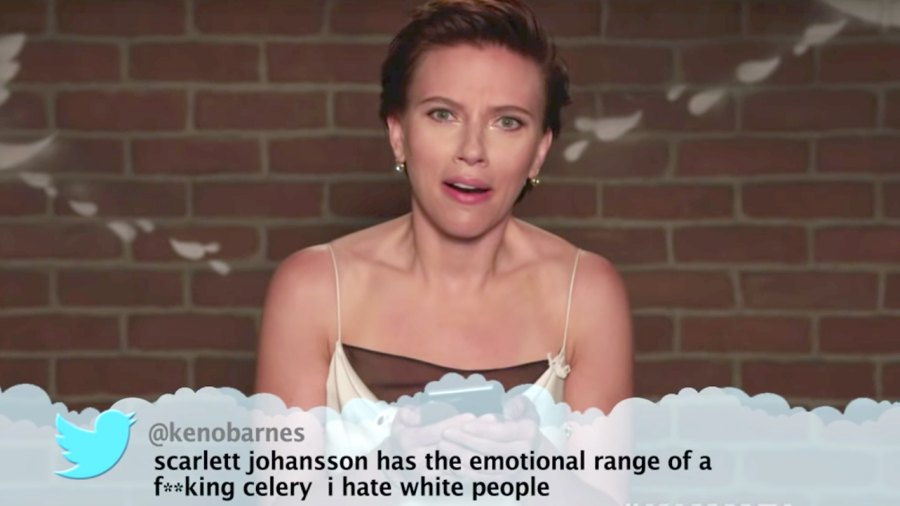 The Avengers Mean Tweets