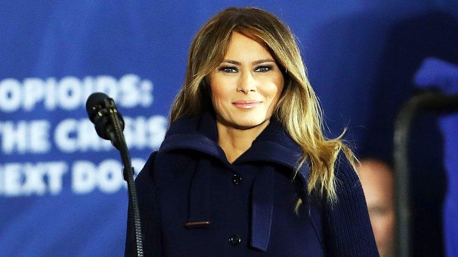 Melania Trump Breaks Silence