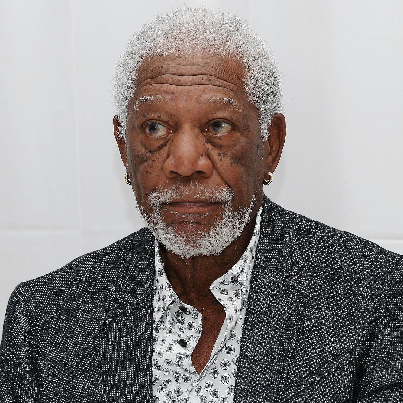 Morgan Freeman, Sexual Harassment, Inappropriate Behavior, Twitter Response