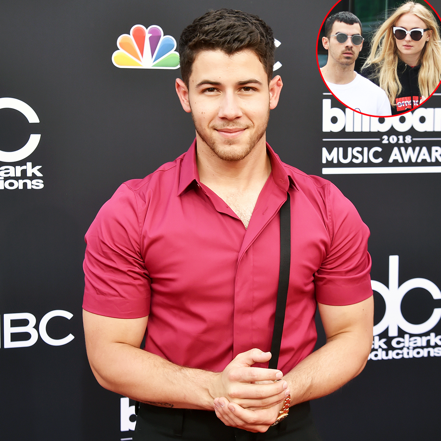 Nick Jonas Joe Jonas Bachelor Party Sophie Turner