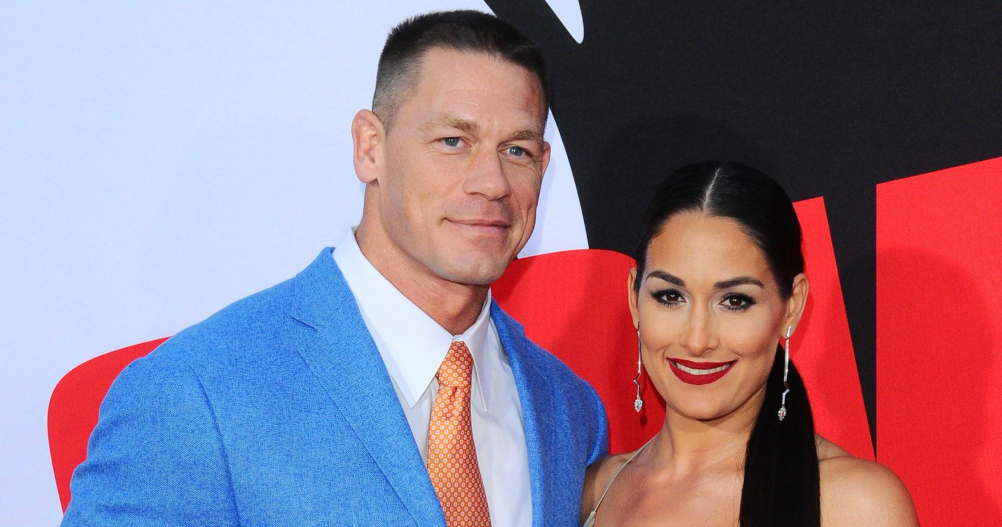 Nikki Bella Tried to Return Her Engagement Ring to John Cena