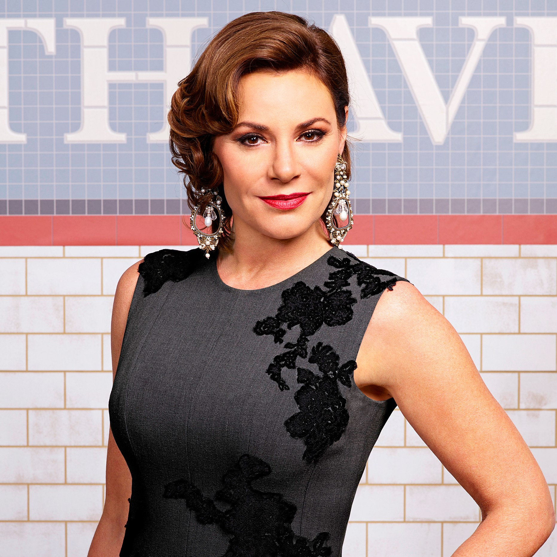 Luann De Lesseps on 'The Real Housewives of New York City'