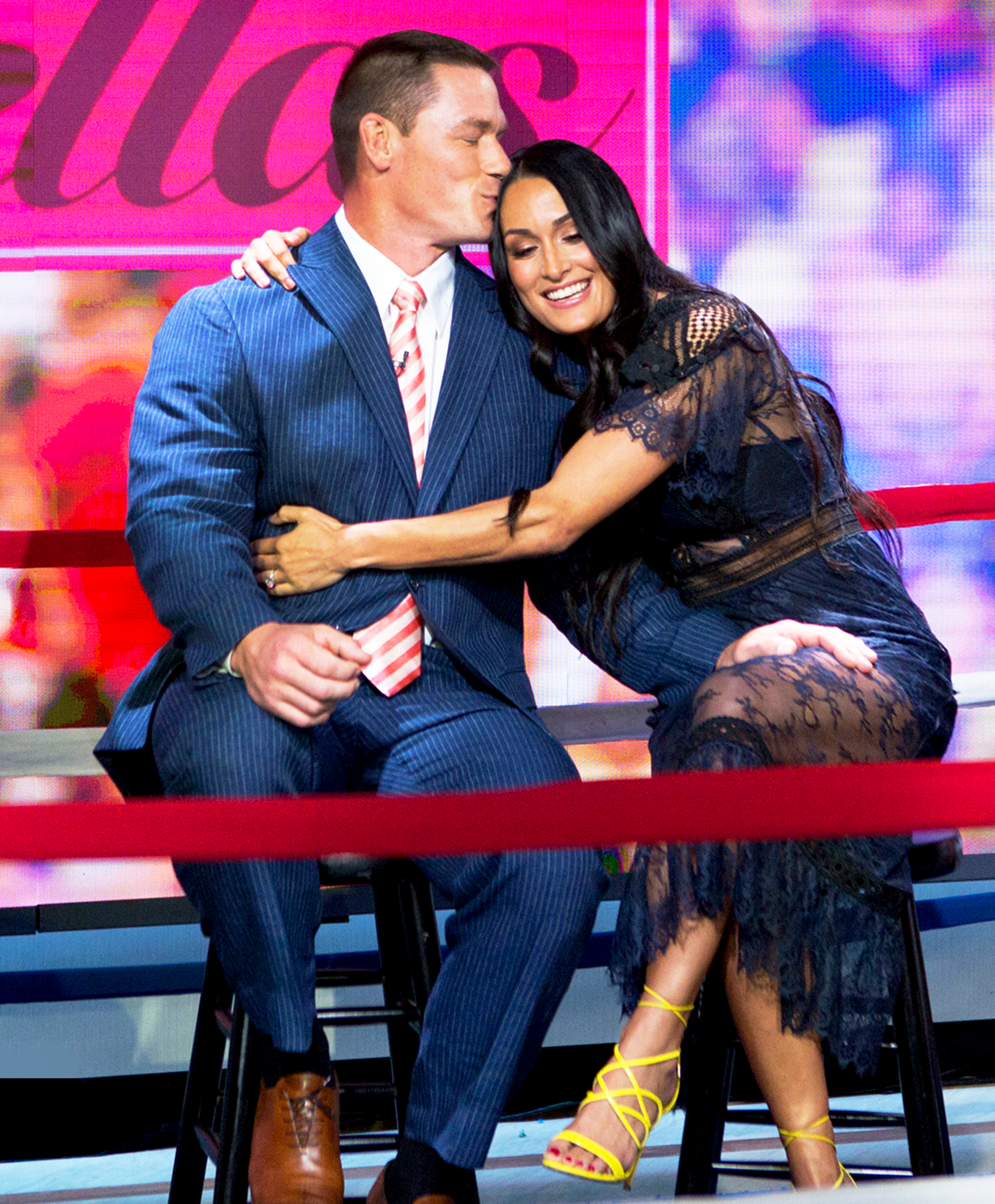 Cena bella dating another boy