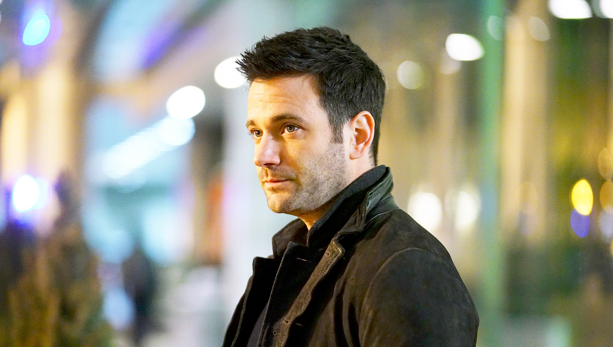 Colin Donnell as Dr. Connor Rhodes in 'Chicago Med'