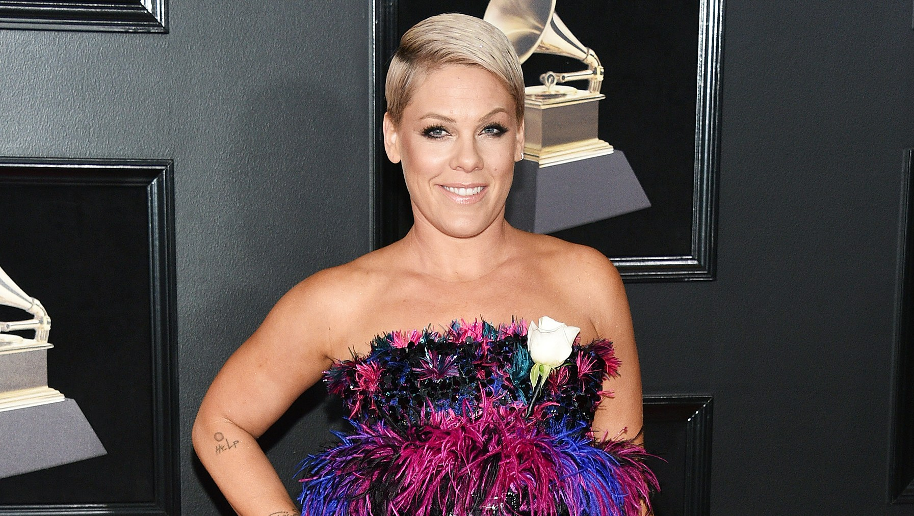 Pink Slams Troll Who Calls Her Old