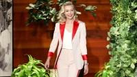 Portia de Rossi The Ellen DeGeneres Show Retired Acting