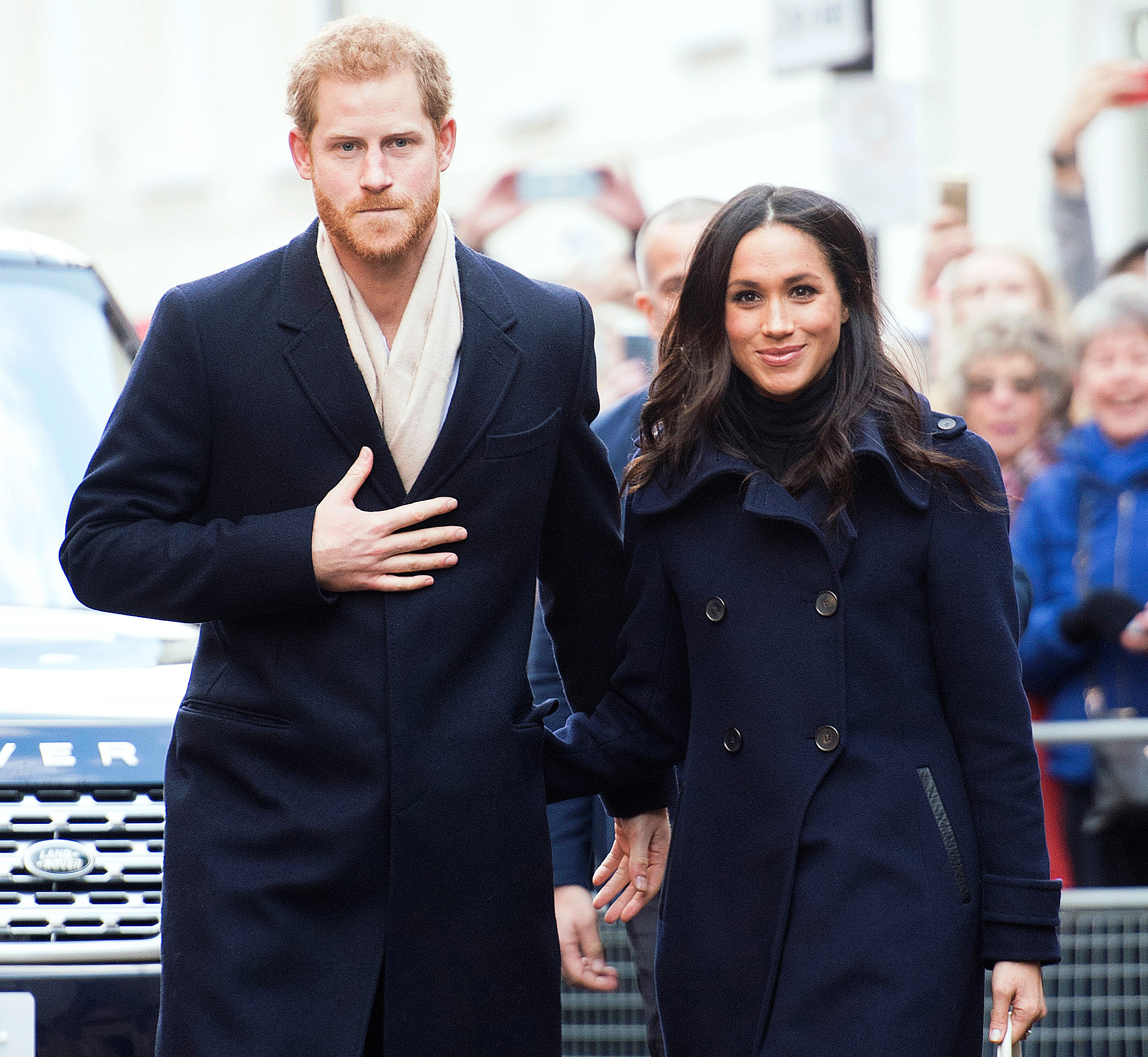 Prince Harry Meghan Markle What Guests May Be Served