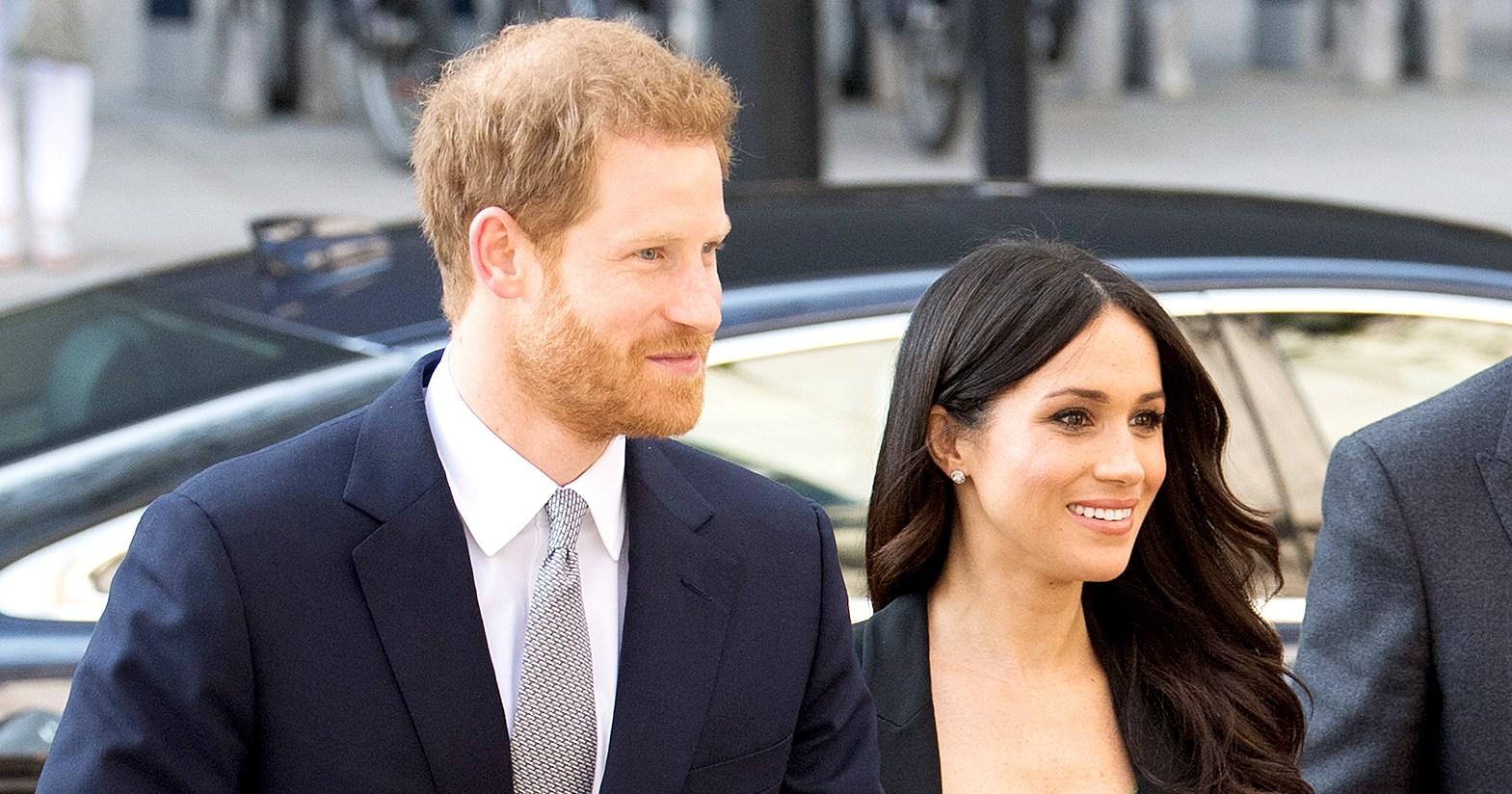 Prince Harry amp Meghan Markle Relationship Timeline  How