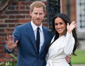 Prince Harry, Meghan Markle, Queen Elizabeth II, Royal Wedding
