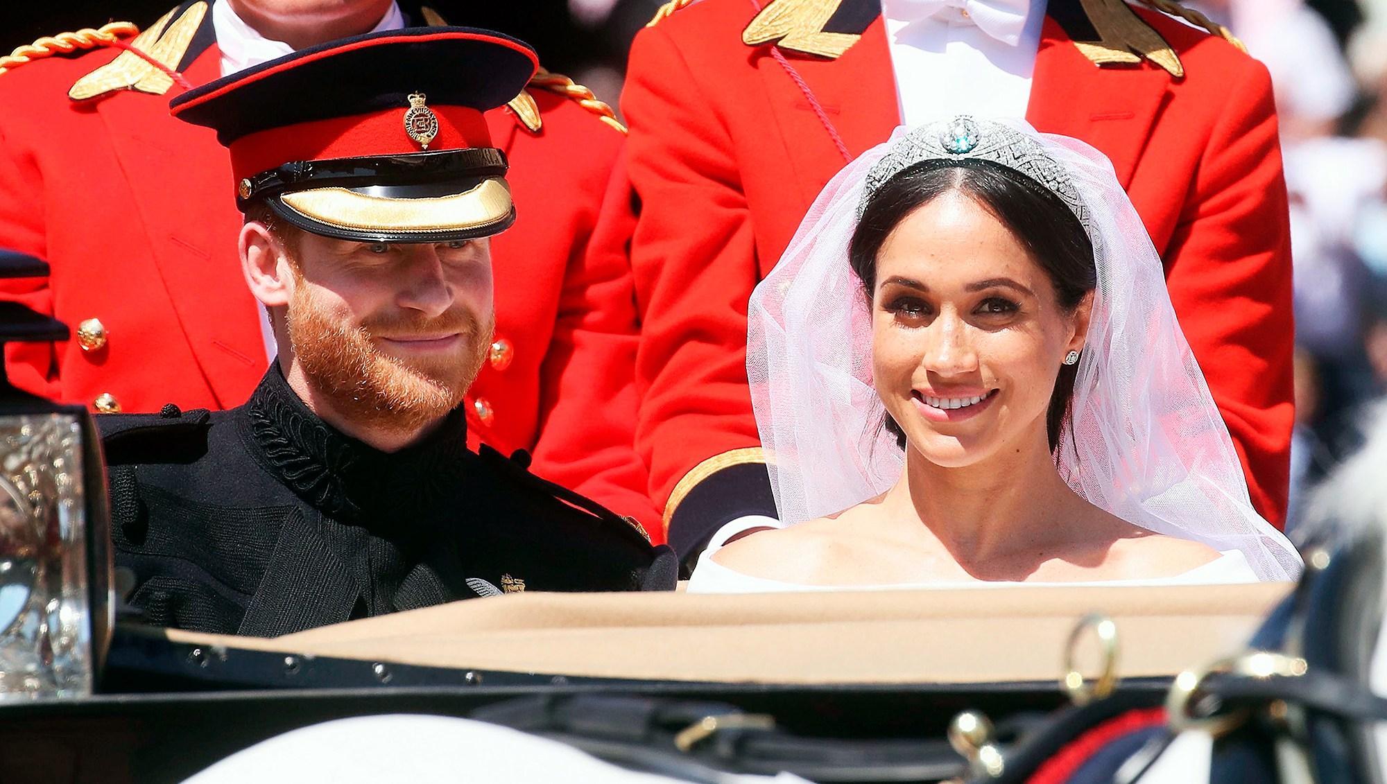 Prince Harry Meghan Markle Royal Wedding Cake Revealed
