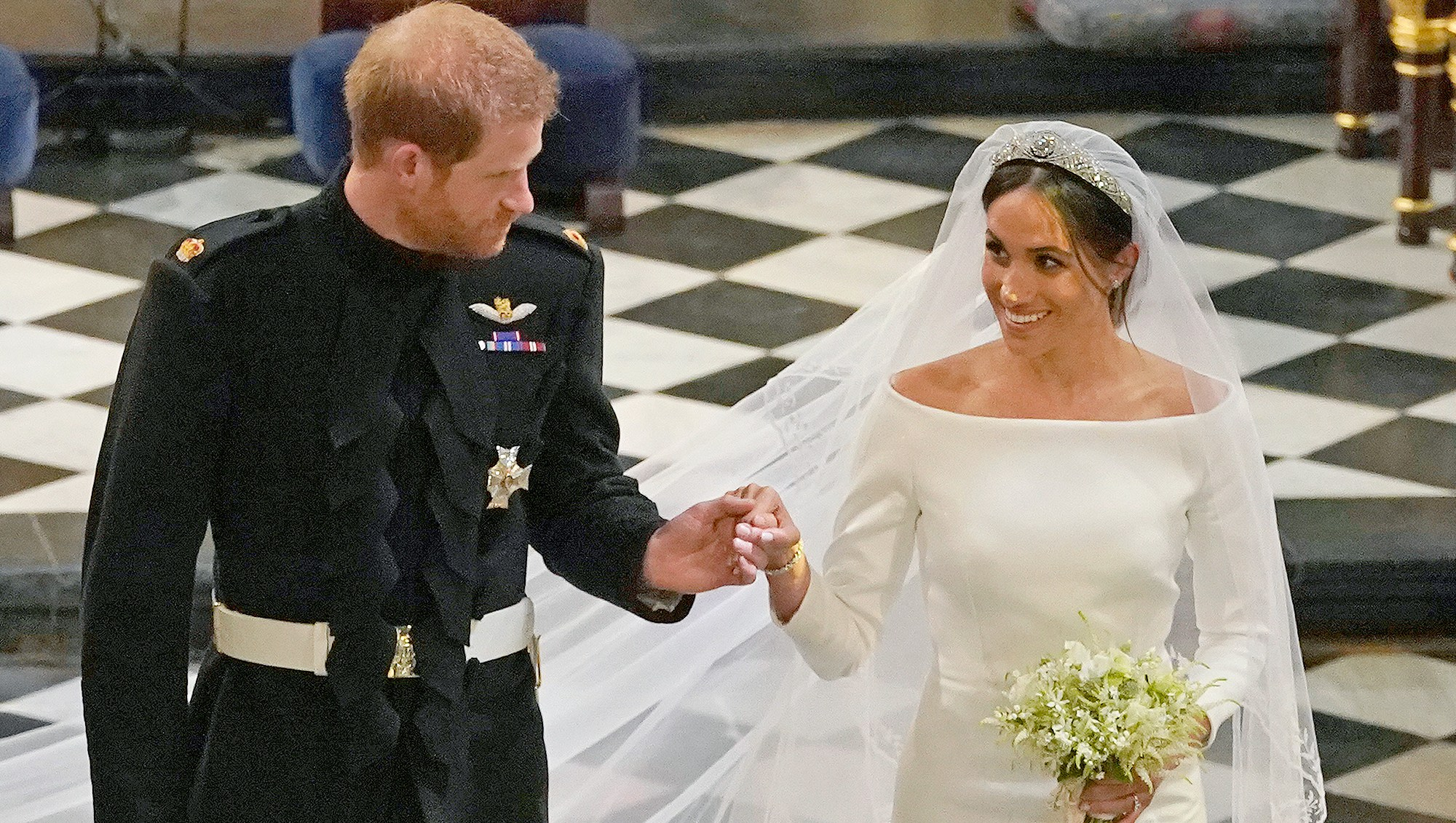 Prince Harry, Meghan Markle, Royal Wedding, Proposal