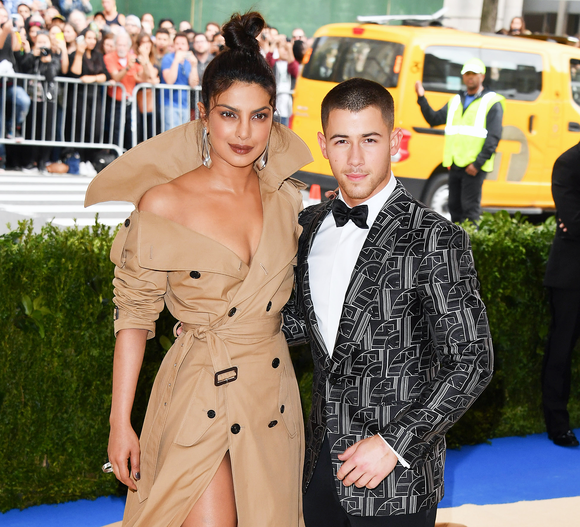 What's cooking? Priyanka Chopra spotted cosying up to Nick Jonas