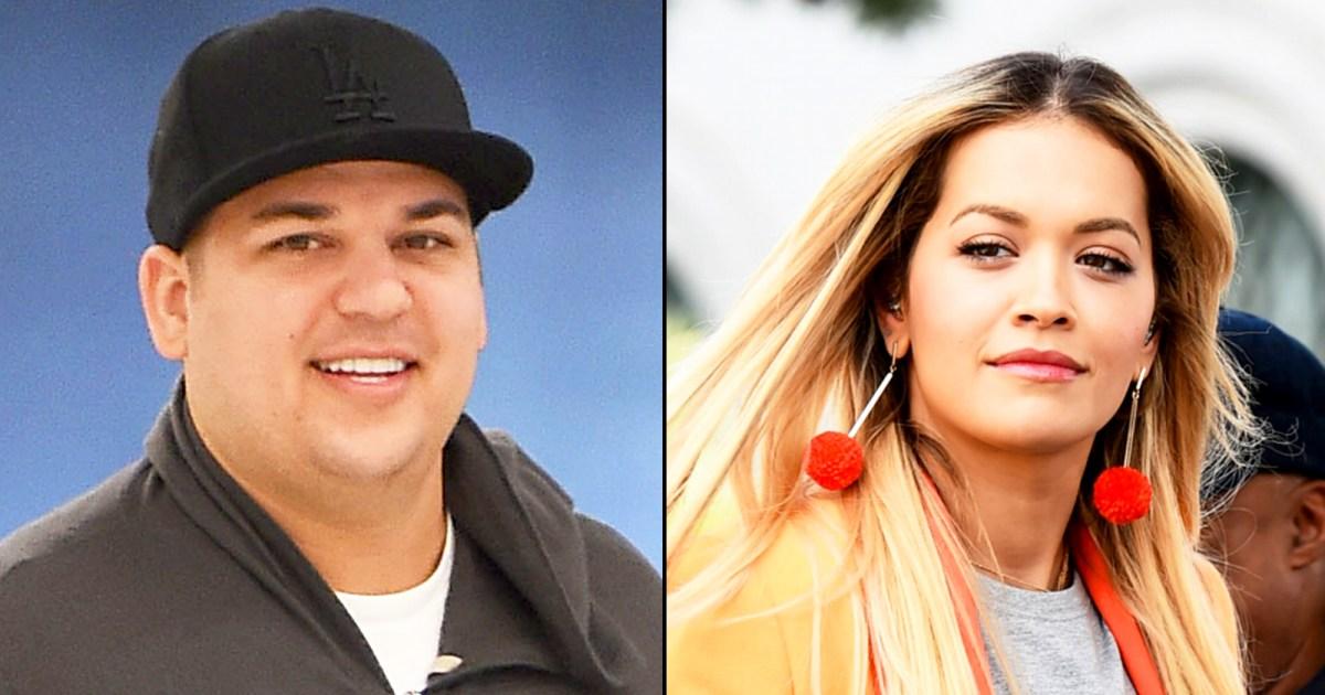 Celebrity dating show rob kardashian news