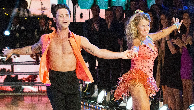 Sasha Farber Tonya Harding Dancing With the Stars Athletes