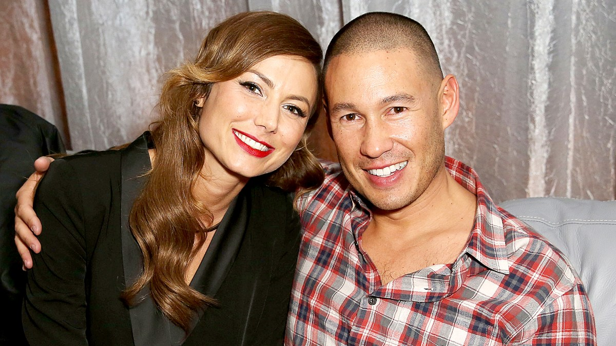10392b862b Stacy Keibler Gives Birth to Second Child With Jared Pobre, a Baby Boy