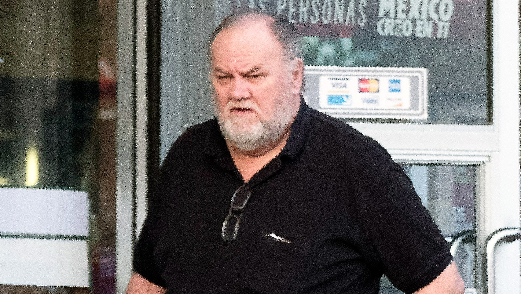 Thomas Markle Not Attending Royal Wedding