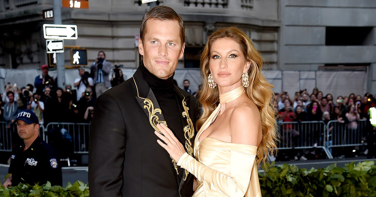 how did tom brady meet gisele