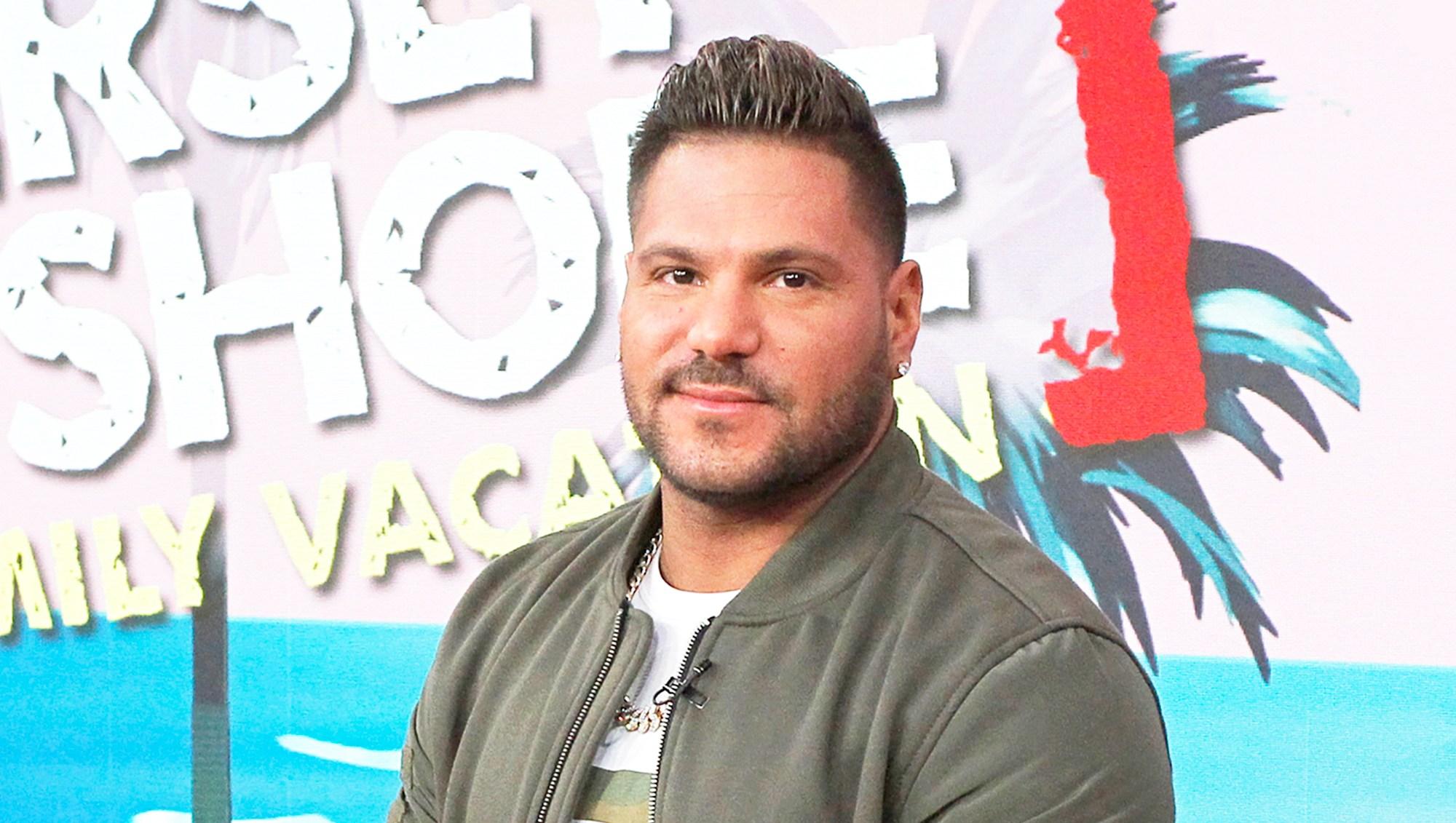 Ronnie Ortiz-Magro on 'Good Morning America'