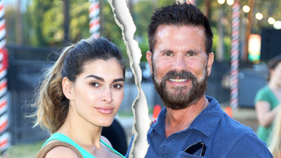 Shawna Craig and Lorenzo Lamas are seen on October 19, 2014 in Los Angeles, California.