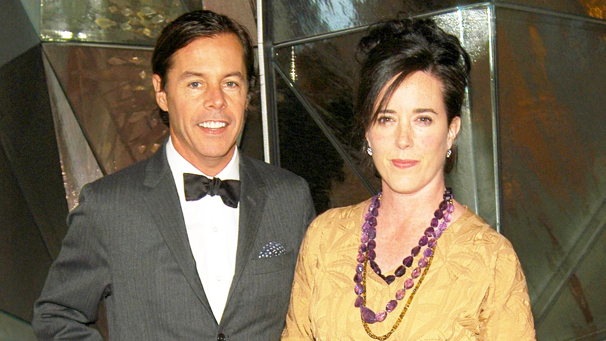 ba2ce82031e0 Kate Spade and Husband Andy Spade Were Separated Before Her Suicide