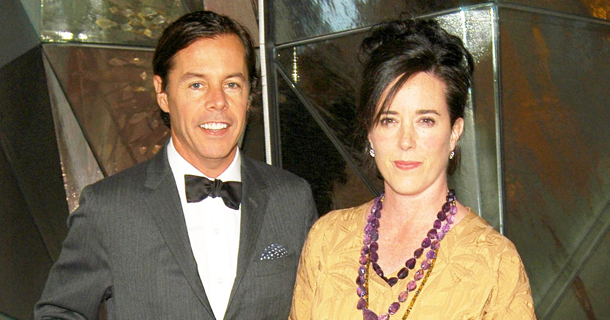 Kate Spade Husband Were Separated Before Her Suicide