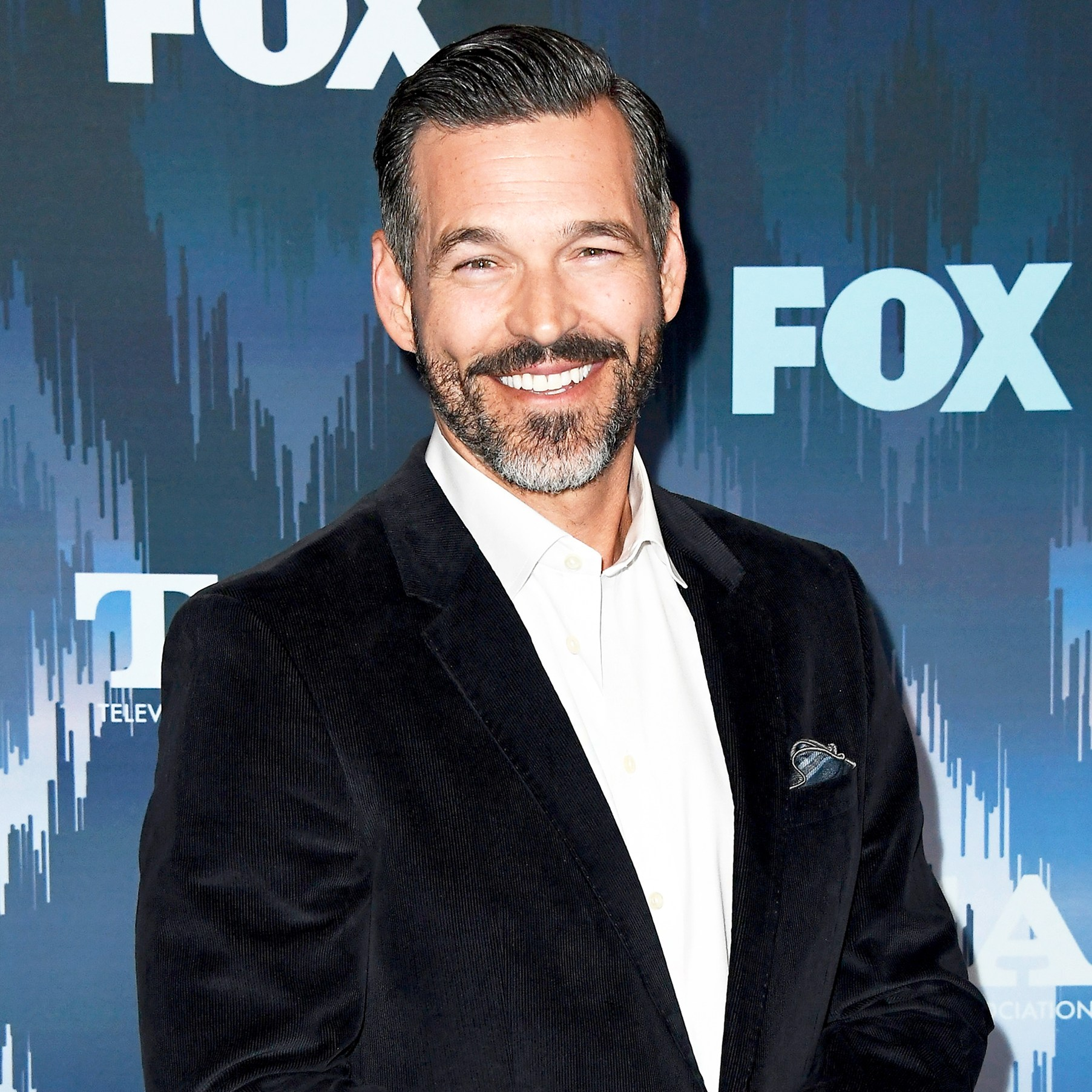Eddie Cibrian attends the FOX All-Star Party during the 2017 Winter TCA Tour at Langham Hotel in Pasadena, California.