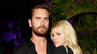 Scott Disick and Sofia Richie attend DuJour's Jason Binn And WellNEST 2017 Celebrate Miami Beach's Art Basel Kick-Off at The Confidante in Miami Beach, Florida.