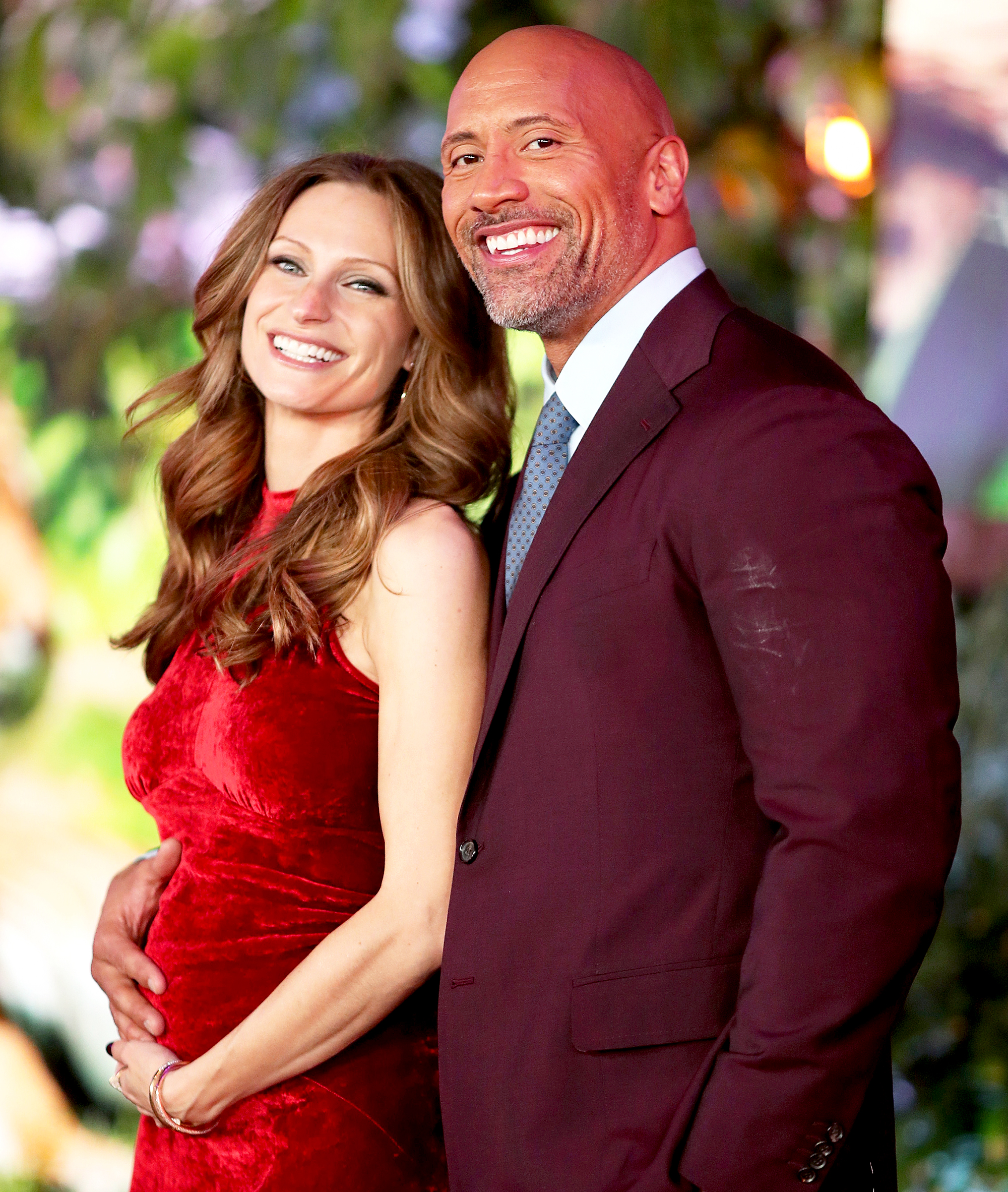 The Internet Is Singing The Rock's Praises For Feeding His Breastfeeding Girlfriend